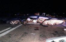 Karaşeh Köyünde Trafik Kazası , 6 Yaralı