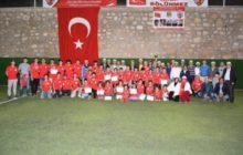 Pekün'de Spor ve Kardeşlik Şenlikleri Düzenlendi