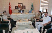 Başkan Yılmaz Ziyaretlerinden Dolayı Komutanlarımıza Teşekkür Ediyorum