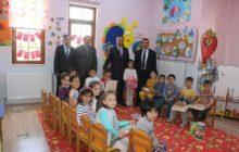 Kaymakam Yavuz 2016-2017 Eğitim Öğretim Yılında Başarılar Diledi