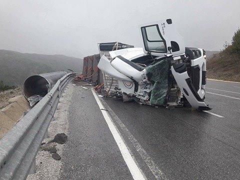 Korkulan Kazada Yaralı Yok