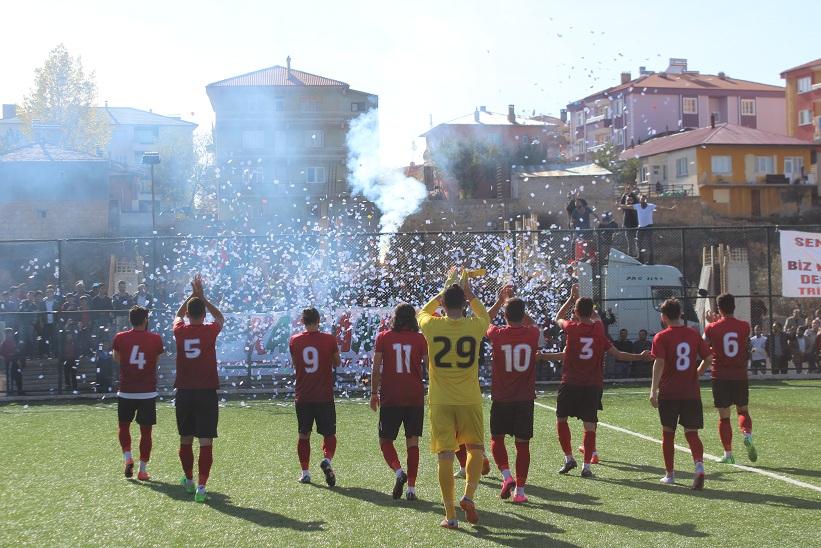 Kelkit Belediye Hürriyet Spor 4- Artvin Hopa Spor 3