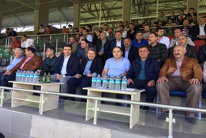 Kelkit Belediye HürriyetSpor 2-2 Araklı 1961 SK