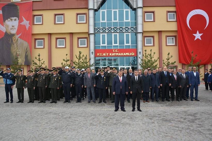 10 Kasım Atatürk'ü Anma Programı Düzenlendi.