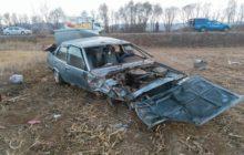 Kelkit Te Trafik Kazası 1 Yaralı
