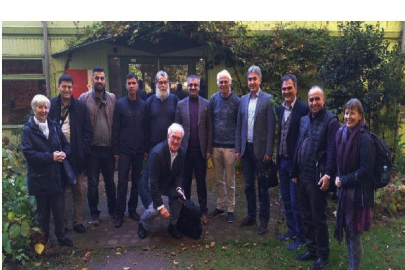 Organik Tarım Heyeti Hollanda' da