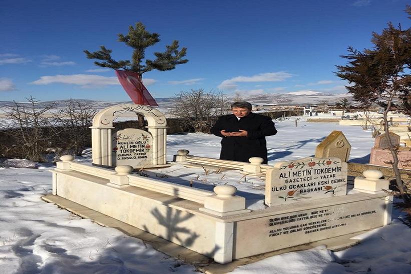 Feramuz Üstün'den Dava Adamına Ziyaret