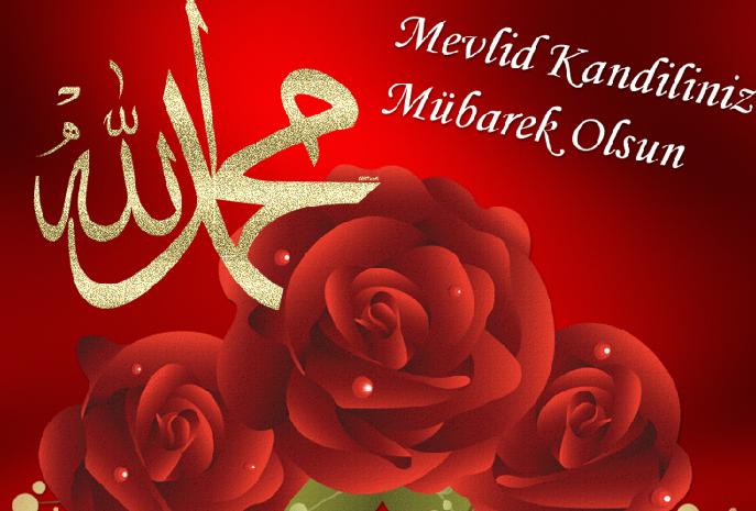 Tüm İslam Aleminin Mevlid Kandilini Kutlarız.
