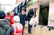 Halep Seferberliğine Destek Devam Ediyor
