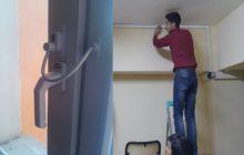 Öğrencilerden Az Açılır Pencere Kilidi ve Kamera Kanalları Yenileme Çalışması