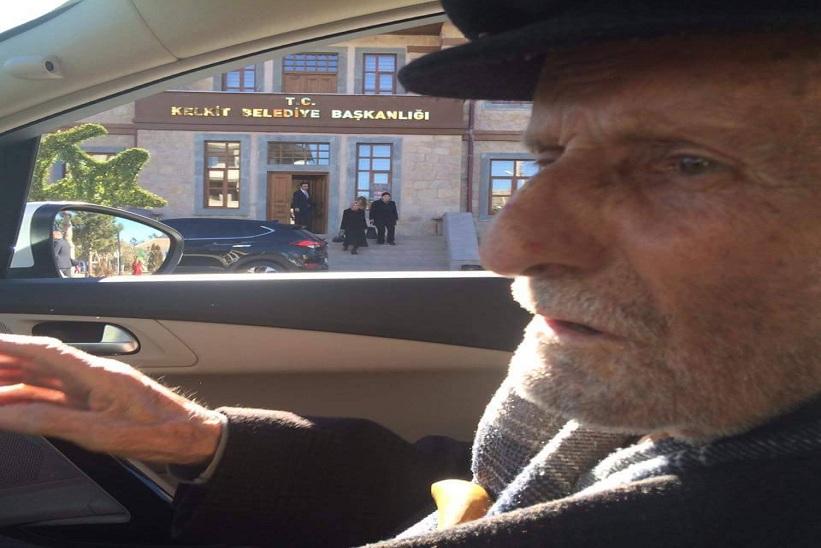 Eski Belediye Başkanı Son Yolculuğuna Uğurlandı