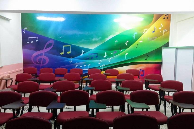 Müzik Salonumuz Kelkit Halkına Ve Öğrencilerine Hayırlı Olsun