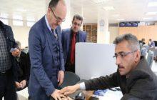 Rektör Zeybek ikametini Gümüşhane'ye aldırdı