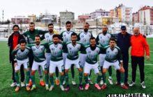 Kelkit Belediye Hürriyet Spor Rize Kalkandere Spor'u 5-0 Yenerek Mağlup Etti.