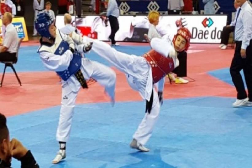 Şiranlı Sporcu Almanya Tekvando Şampiyonu Oldu