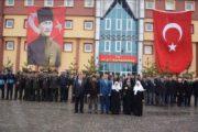 18 Mart Çanakkale Zaferi Ve Şehitleri Anıldı