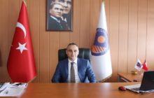 Kadmyo Müdürlüğüne Yeni Atanan Nuri Baltacı Teşekkürler Kelkit