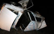 Kelkit Te Trafik Kazası 1 Ölü 2 Yaralı