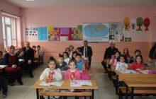 Kelkit Kaymakamı Naif Yavuz Okul Ziyaretlerine Devam Ediyor