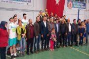 15-19 Mayıs Kurumlar Arası Voleybol Turnuvası Sona Erdi
