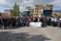 Erzincan Valisi Kaymakam Yavuz Ve Başkan Yılmaz'ı Ziyaret Etti