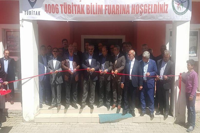 İTO Söğütlü Ortaokulu Tübitak Bilim Fuarı Açılışı Yapıldı