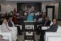 KYK İl müdürü Kaymakam Yavuz'u Makamında Ziyaret Etti