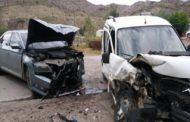 Gümüşhane'de Trafik Kazası 6 Yaralı