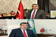 Kelkit Kaymakamı Naif Yavuz Ve Kelkit Belediye Başkanı Ünal Yılmaz'ın 30 Ağustos Zafer Bayramı Mesajı