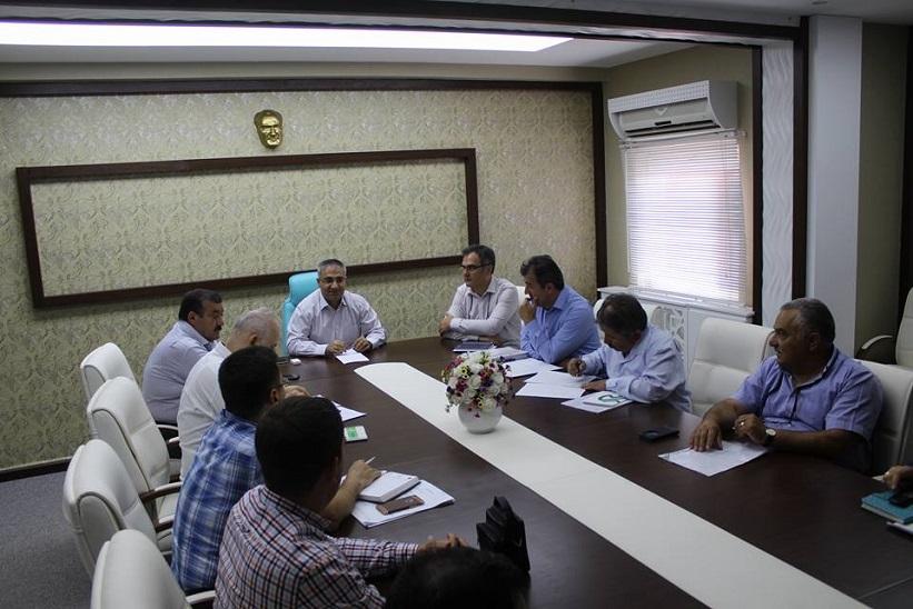 Kelkit te Tarıma Dayalı İhtisas (Besi) OSB Toplantısı Gerçekleştirildi.