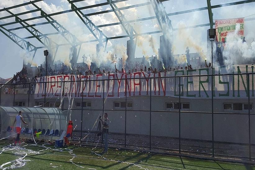 Erzurum Yakutiye Spor 2-2 Kelkit HürriyetSpor