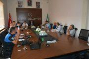 Kelkit te Güvenlik Kurulu Toplantısı Gerçekleştirildi.