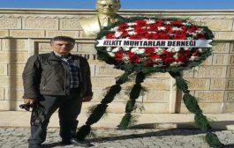 Kelkit Bulak Köyü Muhtarı Demir Tüm Muhtarlar Gününüzü Kutlarım