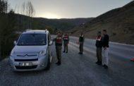 Kelkit Jandarma Ekipleri Yolları Boş Bırakmıyor