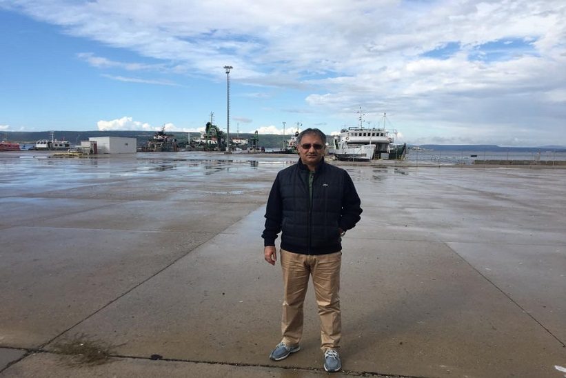 Kaymakam Yavuz İçişleri Bakanlığı Ve AB İşbirliğiyle Düzenlenen Seminer Dolayısıyla Çanakkale'de