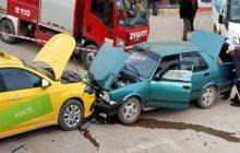 Kelkit te Korkutan Kaza da Yaralı Olmadı