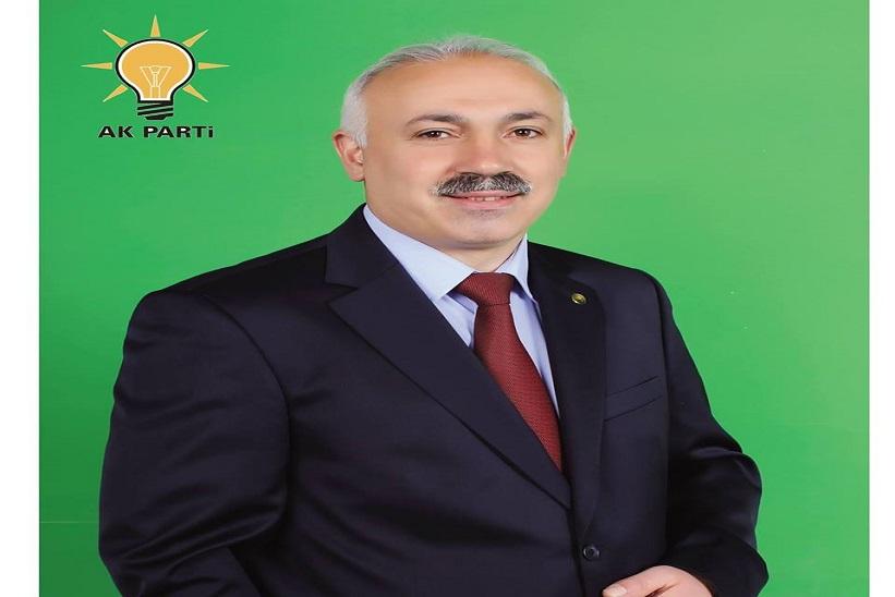 Ak Parti İlçe Teşkilatı Adına Konuşan Ahmet Güler Yapılan Saldırıyı Kınıyoruz