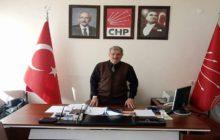 CHP İlçe Başkanı Nevzat Canpolat Yapılan Saldırıyı Kınıyoruz