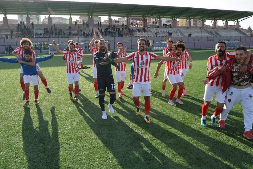 Kelkit Belediye Hürriyet Spor 2 Çayeli Spor 1