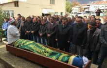 Kaymakam Yavuz Başkan Yılmaz Aksöğüt Köyü Eski Muhtarının Cenaze Törenine Katıldı