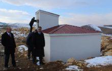 Kaymakam Yavuz Ve KHGB Müdürü Kaya İncelemelerde Bulundular