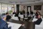 Vali Memiş Kaymakam Yavuz Başkan Yılmaz Taziye Evini Ziyaret Ettiler