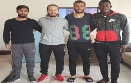 Yeni Transferlerle Erzurum Yakudiye Sporla Deplasmanda Beraberlik