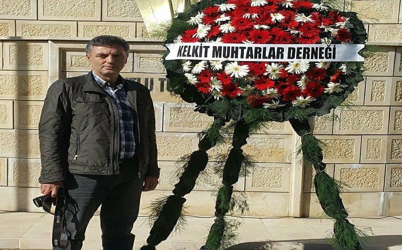 Kelkit te Muhtarlar 10 Ocak Gazeteciler Gününü Unutmadılar