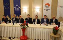 Gümüşhane'de İŞGEM Değerlendirme Toplantısı Yapıldı