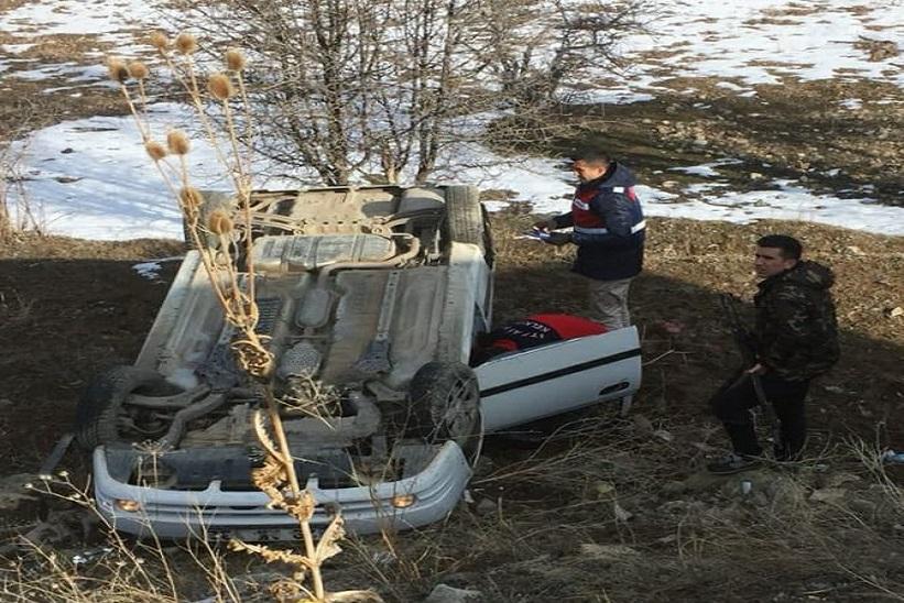 Kazada Korkulan Olmadı
