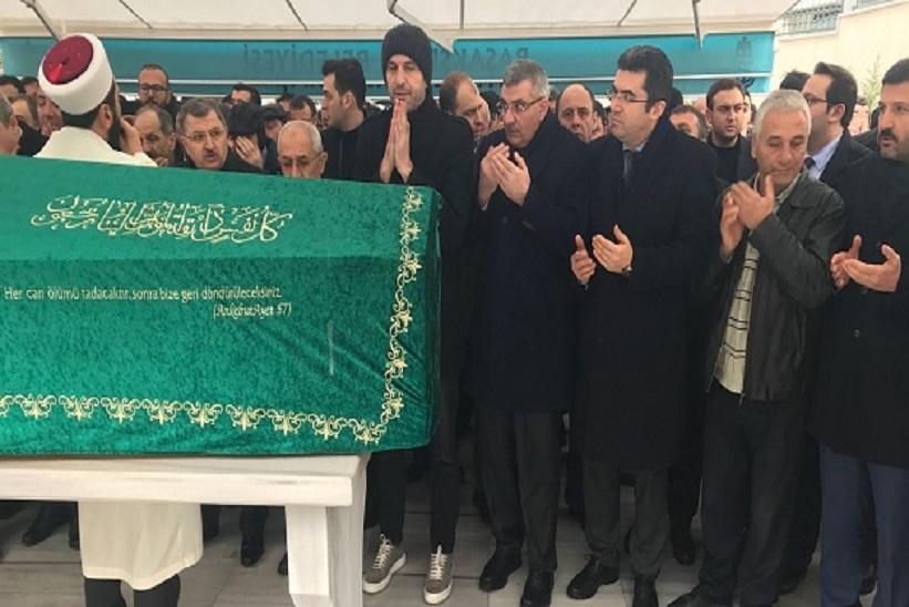 Milletvekili Hacı Osman Akgül'ün Acılı Günü