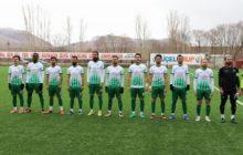 Kelkit Belediye Hürriyet Spor 2-1 Yendi