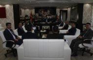Kaymakam Yavuz Başkanlığında Toplantı Gerçekleştirildi.