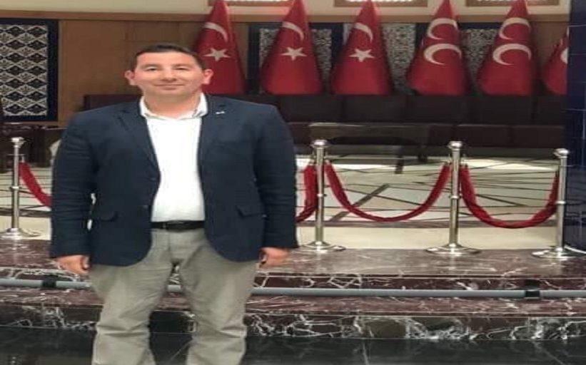 Kenan Fidan Ankaradan Aday Adaylık Başvurusu Yaptı